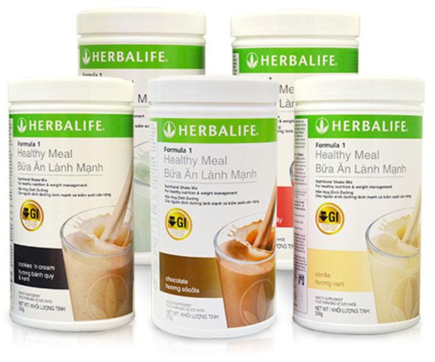 Sản phẩm Herbalife f1