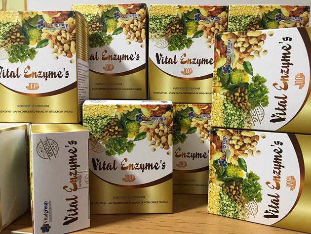 Sản phẩm Vital Enzymes