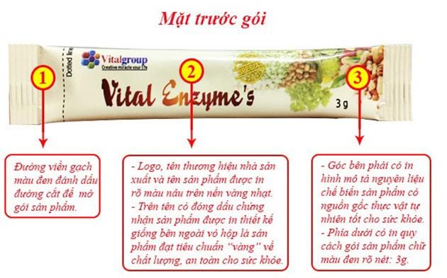 Vital Enzyme chính hãng
