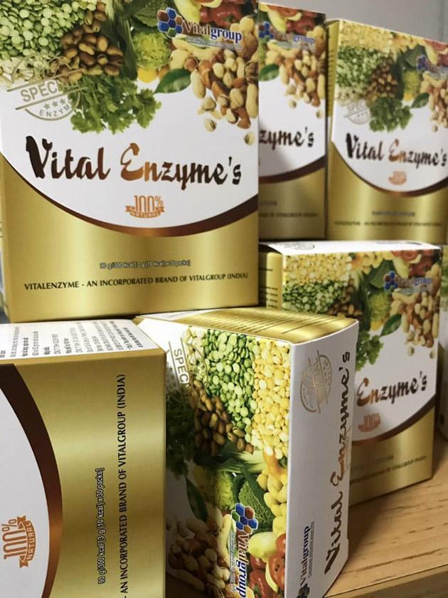 Vital Enzymes Chính hãng