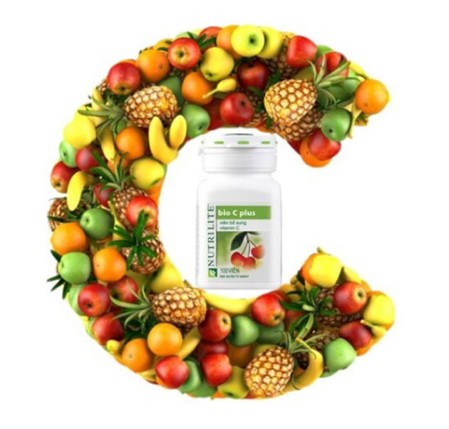 Dinh dưỡng từ Nutrilite Bio C Plus