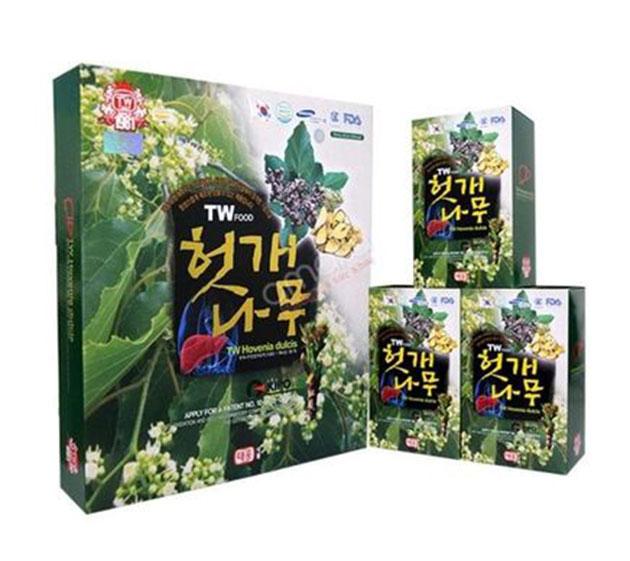 Nước bổ gan Hàn Quốc Pocheon Hovenia Dulcis Gold