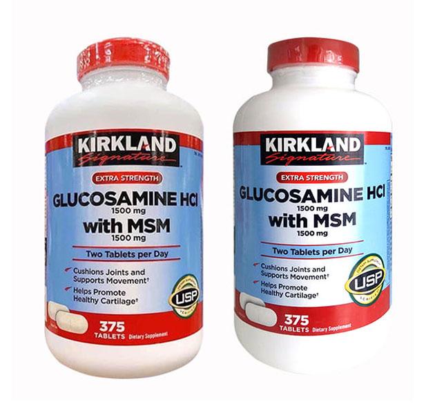 Sản phẩm Viên uống bổ khớp Kirkland Glucosamine