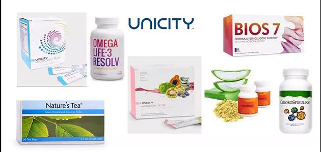 Các dòng sản phẩm khác của Unicity