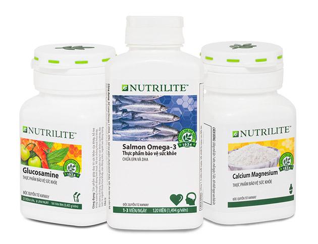 Các dòng sản phẩm khác của Nutrilite liên quan