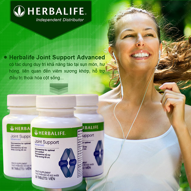 Công dụng của Herbalife joint support