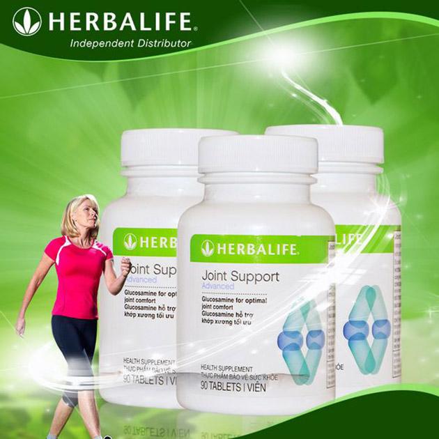 Herbalife joint support phòng ngừa nguyên nhân gây bệnh xương khớp