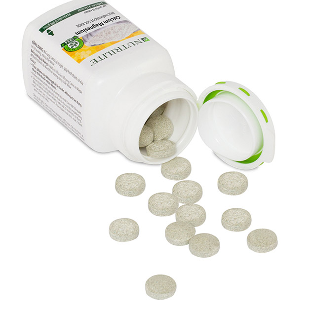 Viên Thực phẩm Nutrilite calcium magnecium